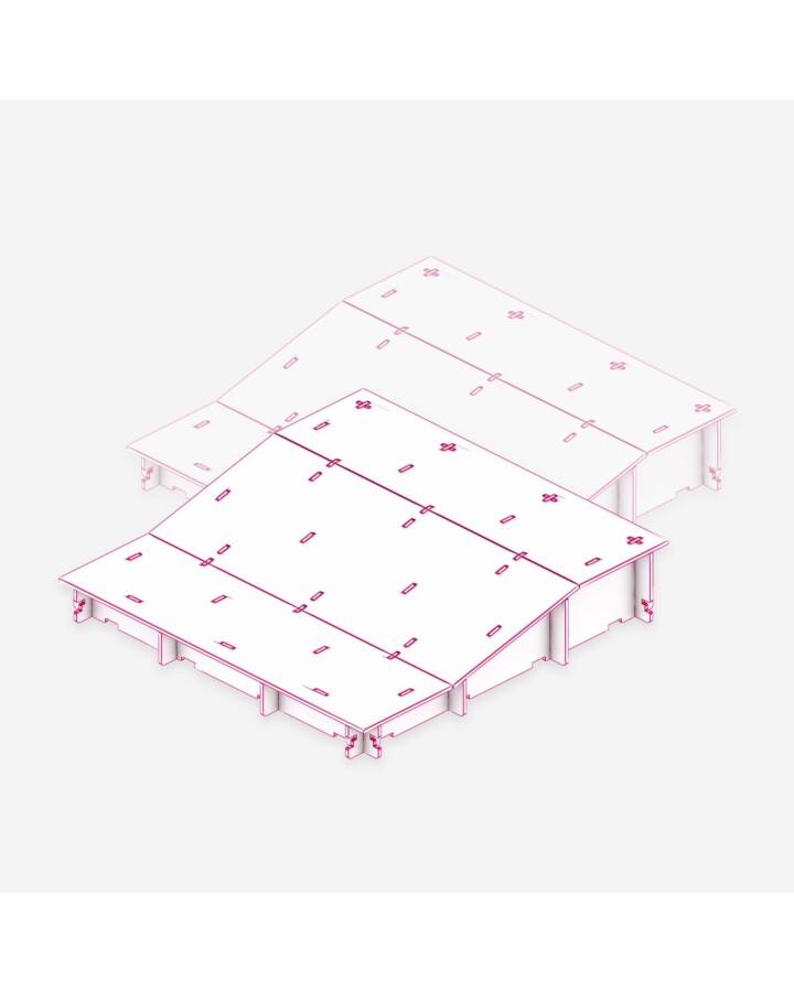 Slope Tile [x2] - TerrainTiles