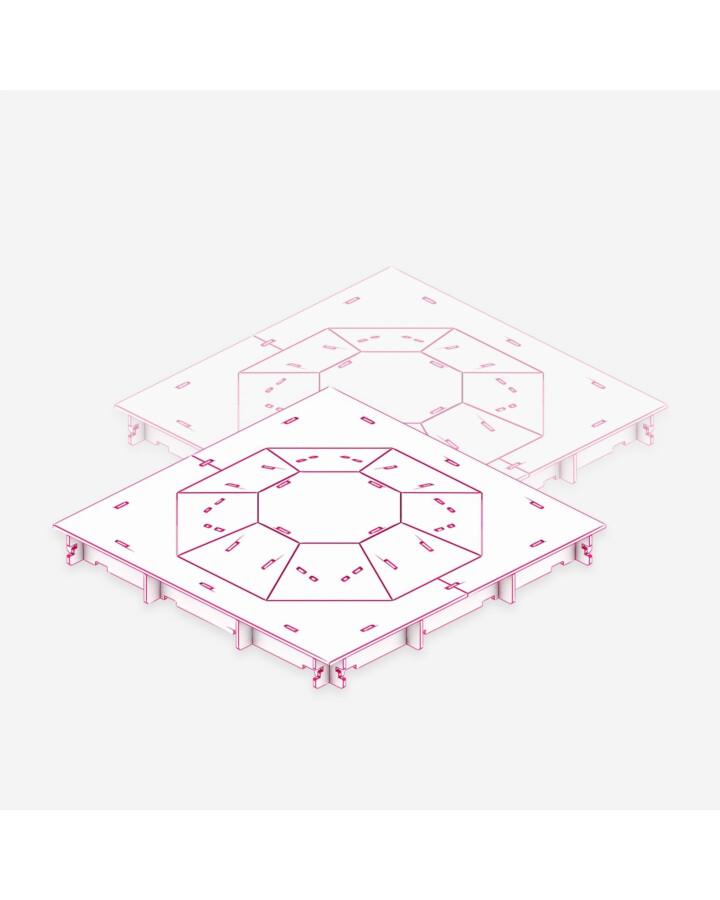 Hillock Tile [x2] - TerrainTiles