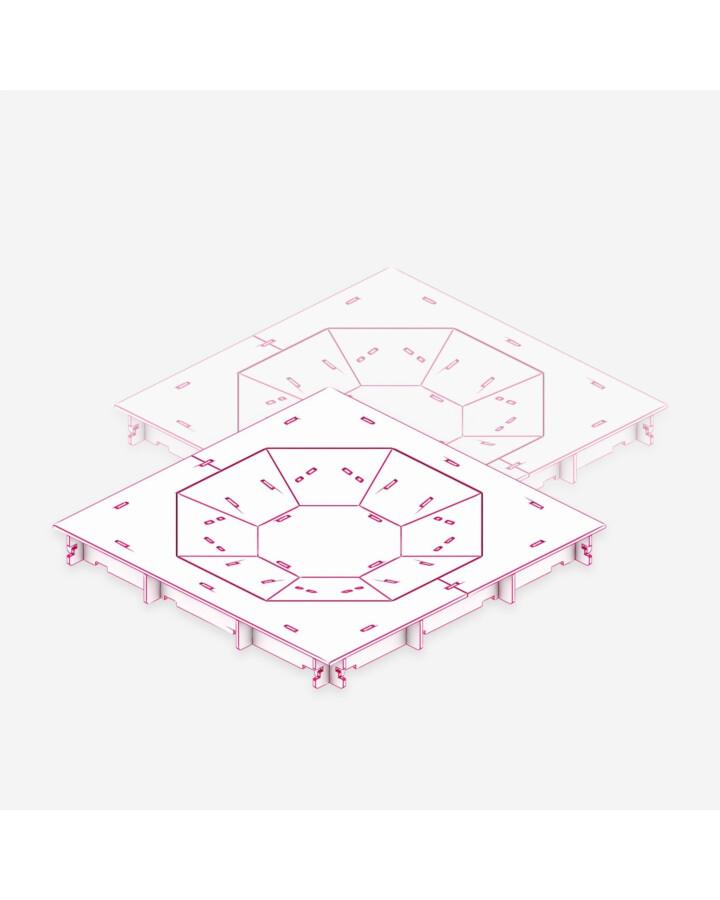 Depression Tile [x2] - TerrainTiles