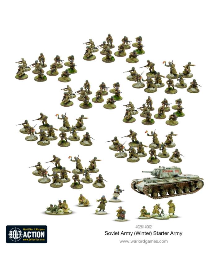 Soviet Winter Starter Army