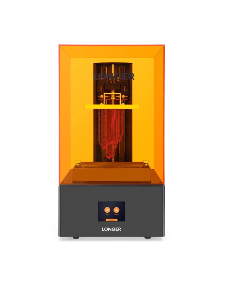 LONGER Orange 4K Mono