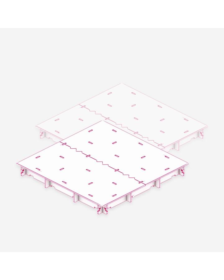 Flat Tile [x2] - TerrainTiles