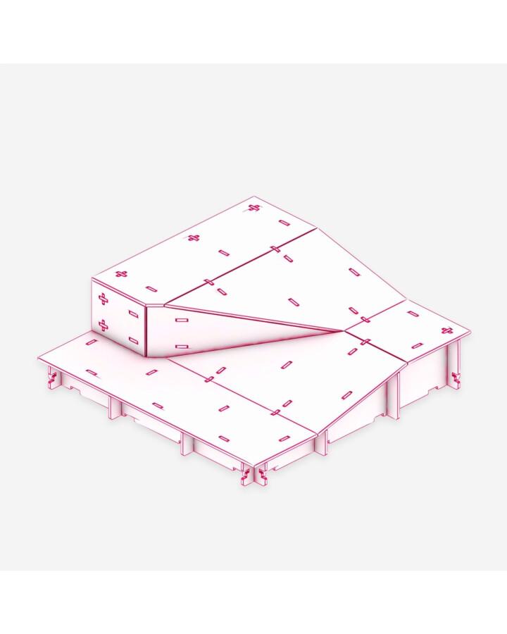 Cliff Transition - TerrainTiles